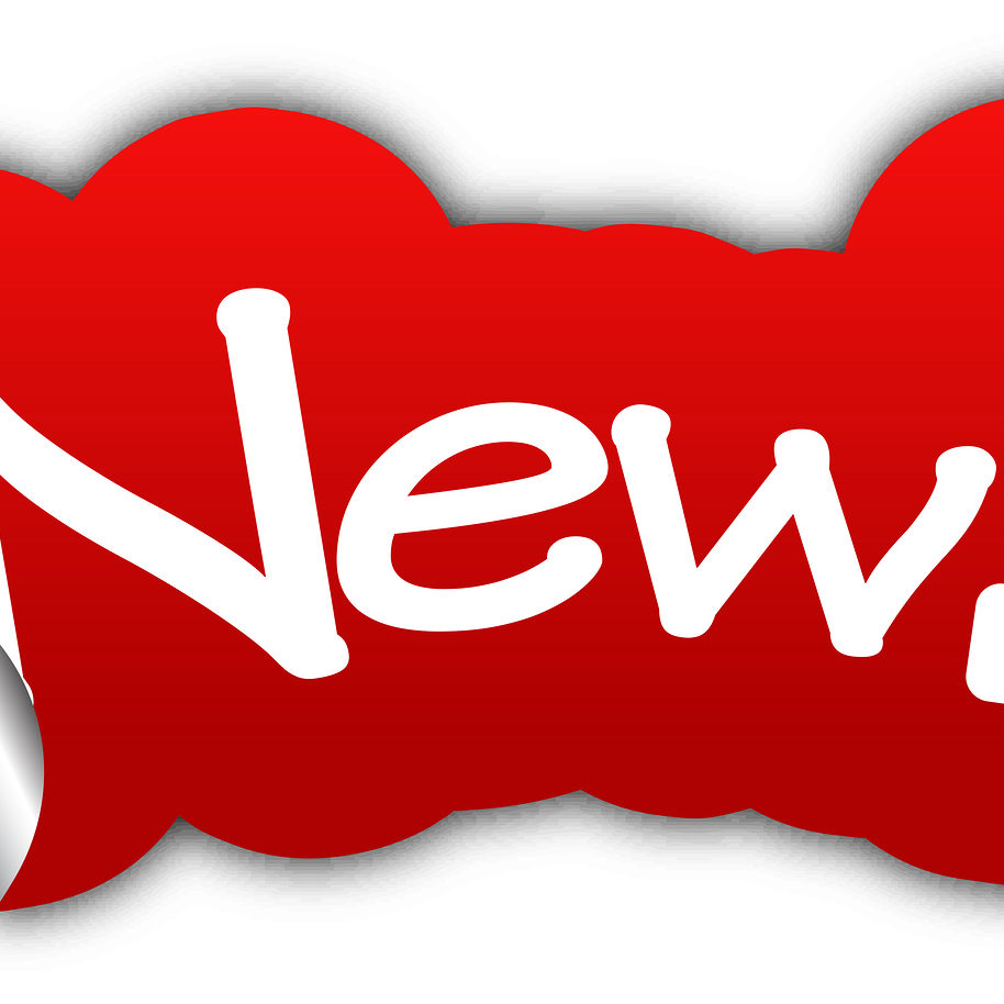 new sticker new red sticker new red vector sticker new new eps10 design new sign new